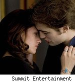 New Moon, Bella and Edward