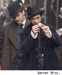 'Sherlock Holmes' Movie Reviews