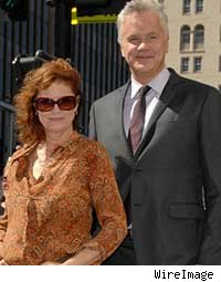 Tim Robbins and Susan Sarandon