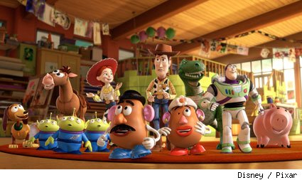 'Toy Story 3' Photo Exclusive
