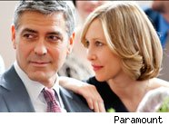 George Clooney and Vera Farmiga in 'Up in the Air'