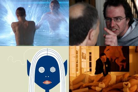 Cinematical's Indie Roundup: 'Watercolors,' 'Down Terrace,' 'The Human Centipede,' 'The Dungeon Masters'
