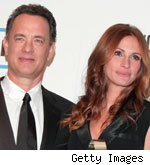 Tom Hanks and Julia Roberts Team for 'Larry Crowne'
