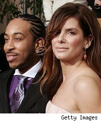 Ludacris Proud of 'Crash' Co-Star Sandra Bullock's Ludicrous Success in 2009