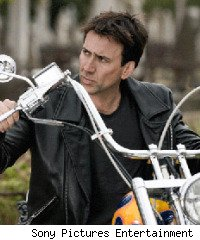 Nicolas Cage