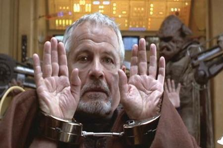 Ian Holm in 'The Fifth Element'