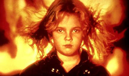 Drew Barrymore in 'Firestarter'