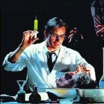 Jeffrey Combs in 'Re-Animator'