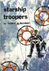 Book cover: 'Starship Troopers'