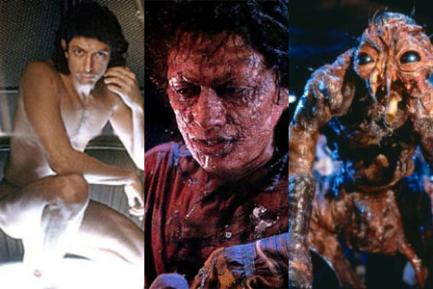 Jeff Goldblum in David Cronenberg's 'The Fly' (1986)