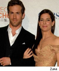 Ryan Reynolds, Sandra Bullock, People's Choice 2010