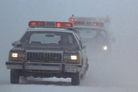 Snow Driving in 'Fargo'