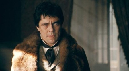 Benicio Del Toro in 'The Wolfman' (Universal)