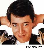 Matthew Broderick and Jennifer Grey played siblings and nemeses in 'Ferris ...