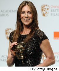 Kathryn Bigelow, director of The Hurt Locker
