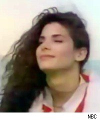 Sandra Bullock Before They Were Famous