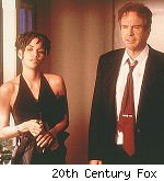 Halle Berry, Warren Beatty in 'Bulworth'