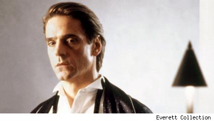 Jeremy Irons in 'Dead Ringers'