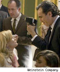 Daniel Day Lewis and Kate Hudson in Nine