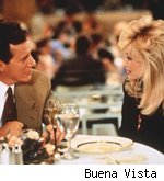 James Woods and Dolly Parton in 'Straight Talk'