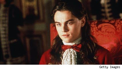 Leonardo DiCaprio in 'The Main in the Iron Mask'