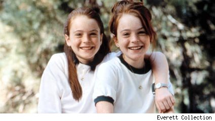 Lindsay Lohan in 'The Parent Trap'