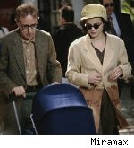 Woody Allen, Helena Bonham Carter in 'Mighty Aphrodite'