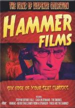 Icons of Suspense: Hammer Films