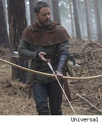 Russell Crowe in 'Robin Hood'