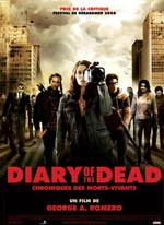 diary of teh dead dvd