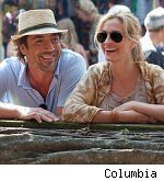 bardem and roberts in 'eat, pray, love'