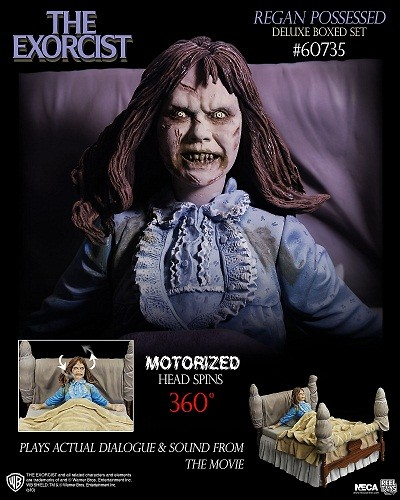 Regan Exorcist Collectable Doll