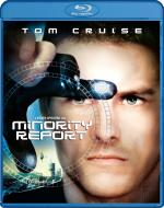 'Minority Report' on Blu-ray