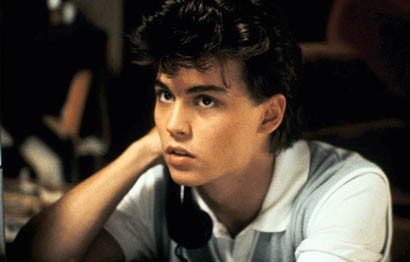 johnny depp glen a nightmare on elm street