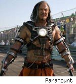 mickey rourke in 'iron man 2'