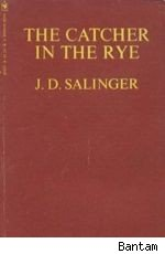 'The Catcher in the Rye' Paperback cover