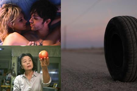 Cinematical's Indie Roundup: 'Kaboom,' 'Rubber,' 'Poetry'