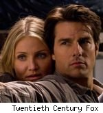 Cameron Diaz and Tom Cruise in 'Knight & Day'