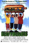 'Heavyweights' poster