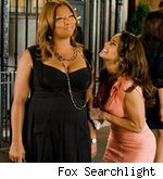 Latifah and Paula Patton in 'Just Wright'