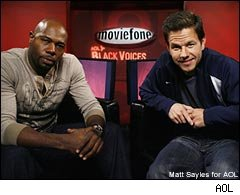 Antoine Fuqua and Mark Wahlberg