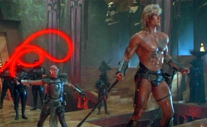 Master Universe Movie Masters of The Universe on