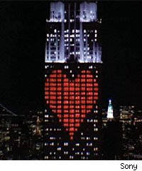 Empire State Building in When Harry Met Sally