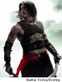 Jake Gyllenhaal in 'Prince of Persia: The Sands of Time'