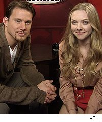 Channing Tatum and Amanda Seyfried Unscripted Interview Dear John