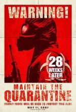 28 weeks later poster 2007