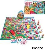 Candyland game