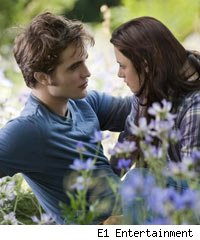 Scene from The Twilight Saga: Eclipse