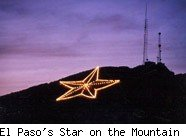 El Paso's Star on the Mountain