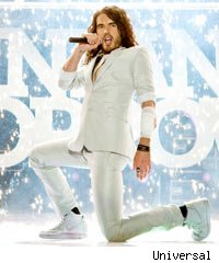 Russell Brand in Get Him To The Greek